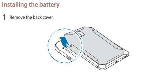 Samsung Galaxy Tab Active 2 User Manual 4