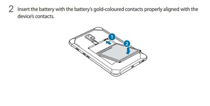 Samsung Galaxy Tab Active 2 User Manual 5