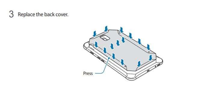 Samsung Galaxy Tab Active 2 User Manual 6