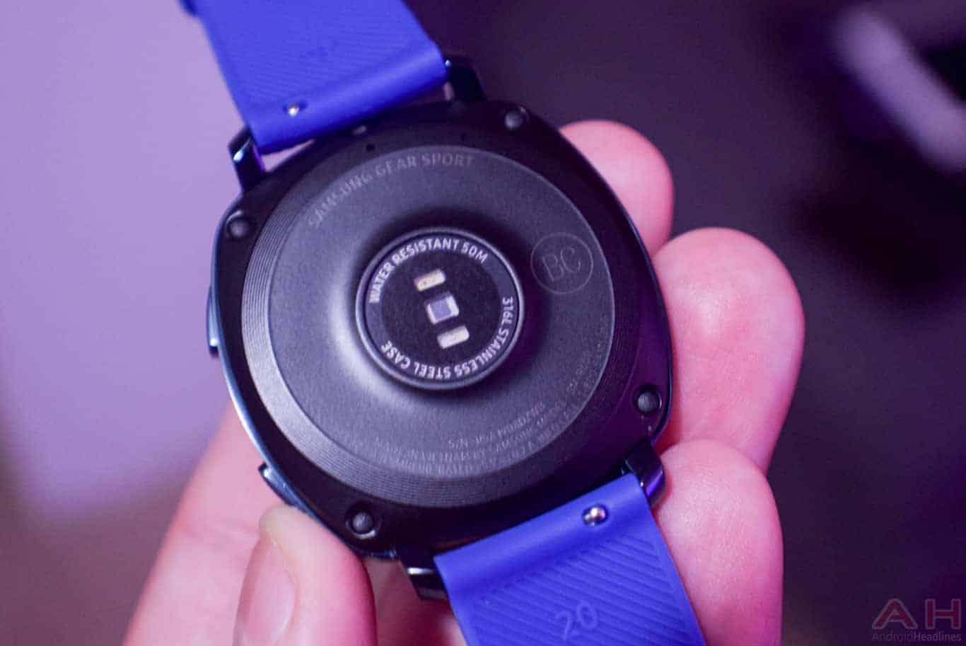 Samsung Gear Sport Review AM AH 0009