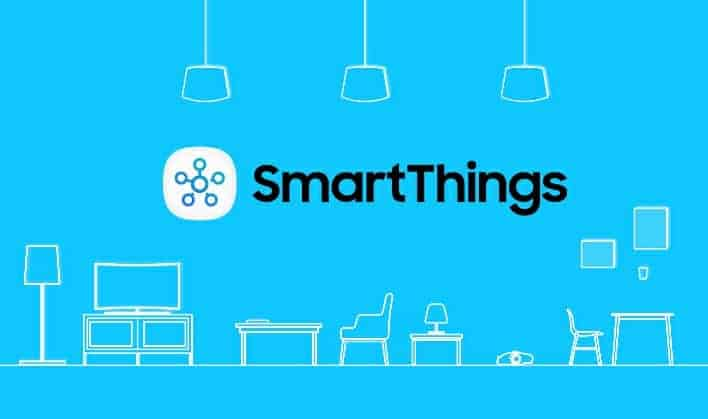 Samsung SmartThings 6