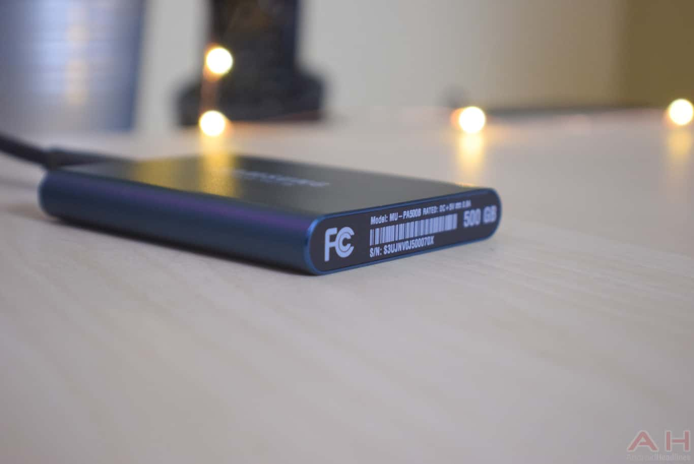 Samsung T5 SSD Review AM AH 0041