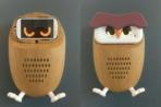 Samsung Upcycling Owl Galaxy S5