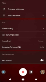 Sony Xperia XZ1 AH NS Screenshots camera 02