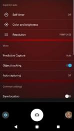 Sony Xperia XZ1 AH NS Screenshots camera 04