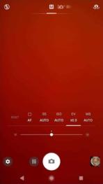 Sony Xperia XZ1 AH NS Screenshots camera 06