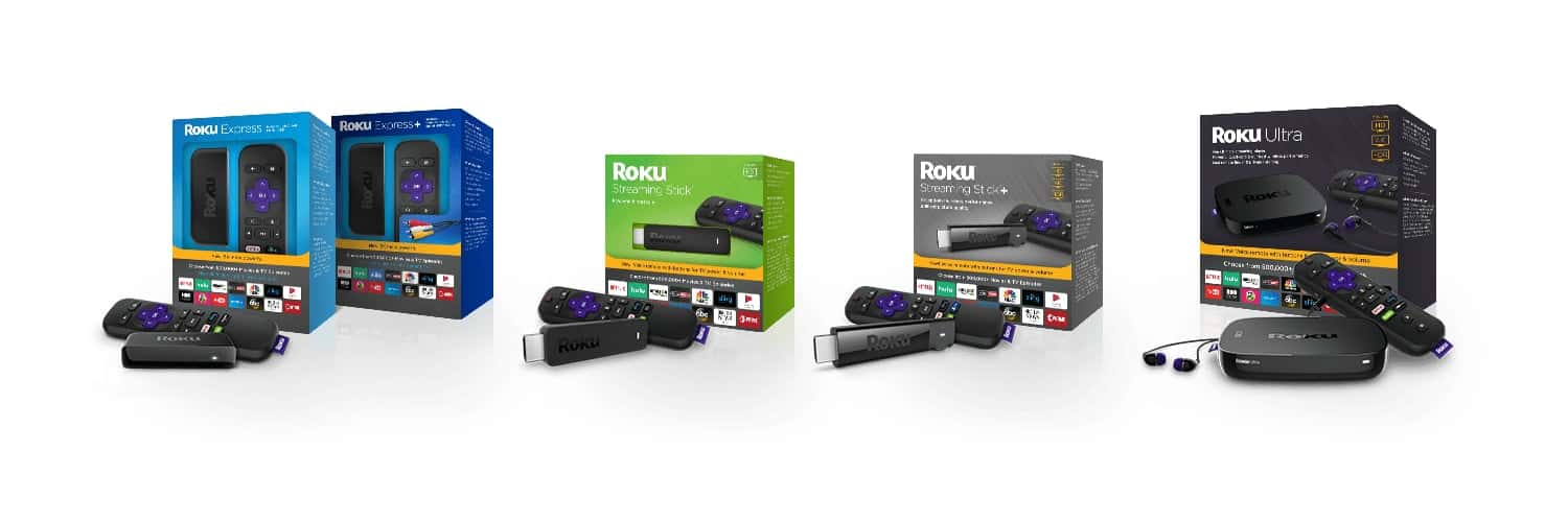 US Roku Product Family Lineup From Roku 01