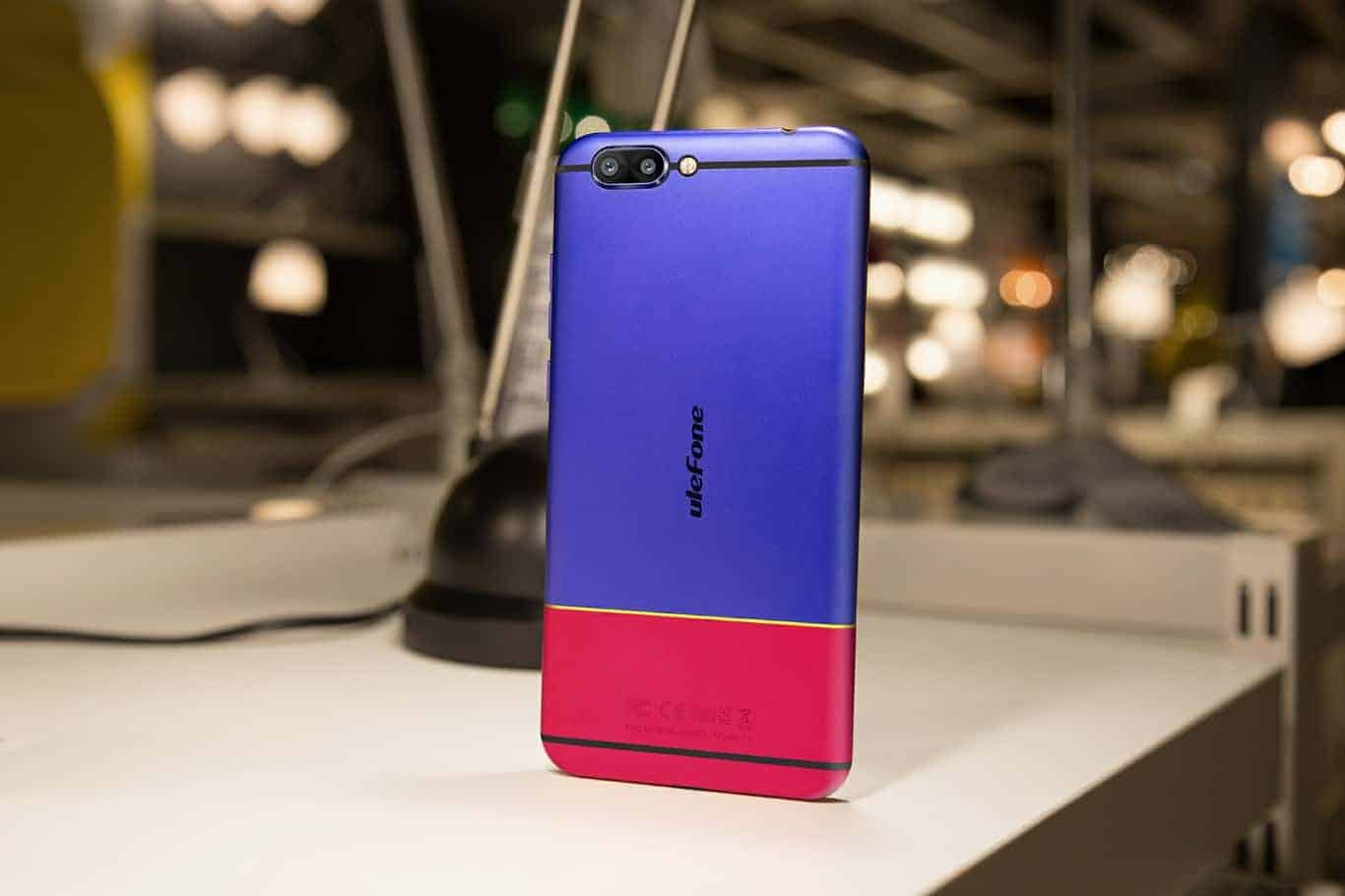 Ulefone T1 Premium Edition 1
