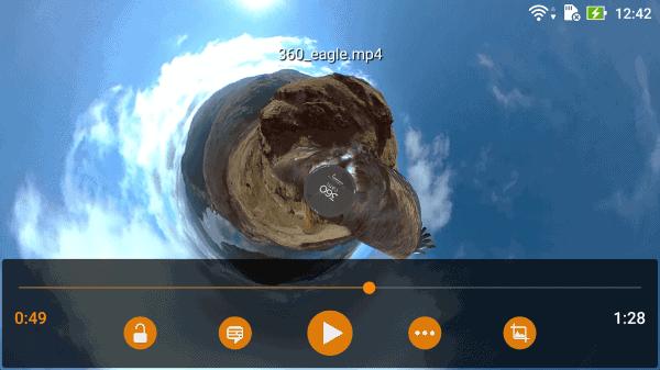 VLC 360 Video 1