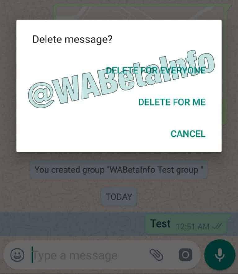 WhatsApp Delete for Everyone 4