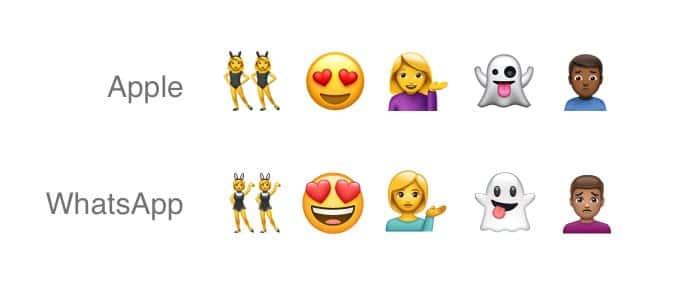 WhatsApp Unique Emoji 1