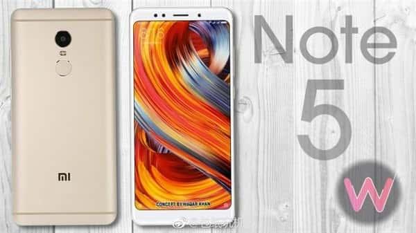 Xiaomi Redmi Note 5 leak 34