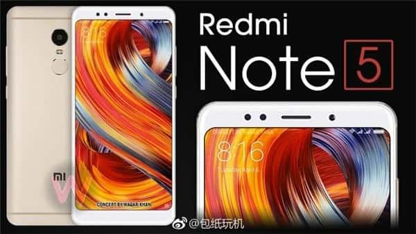 Xiaomi Redmi Note 5 leak 37