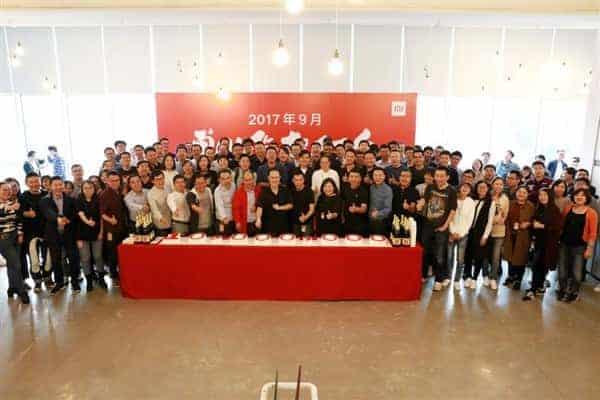 Xiaomi September 2017 sales 4