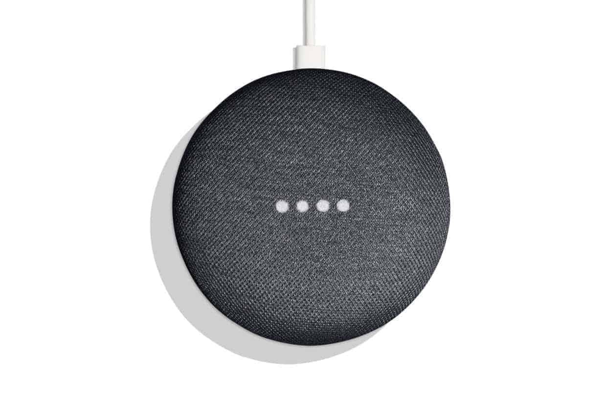 google home mini charcoal1