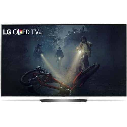 LG Electronics OLED65B7A 65-Inch 4K Ultra HD Smart OLED TV