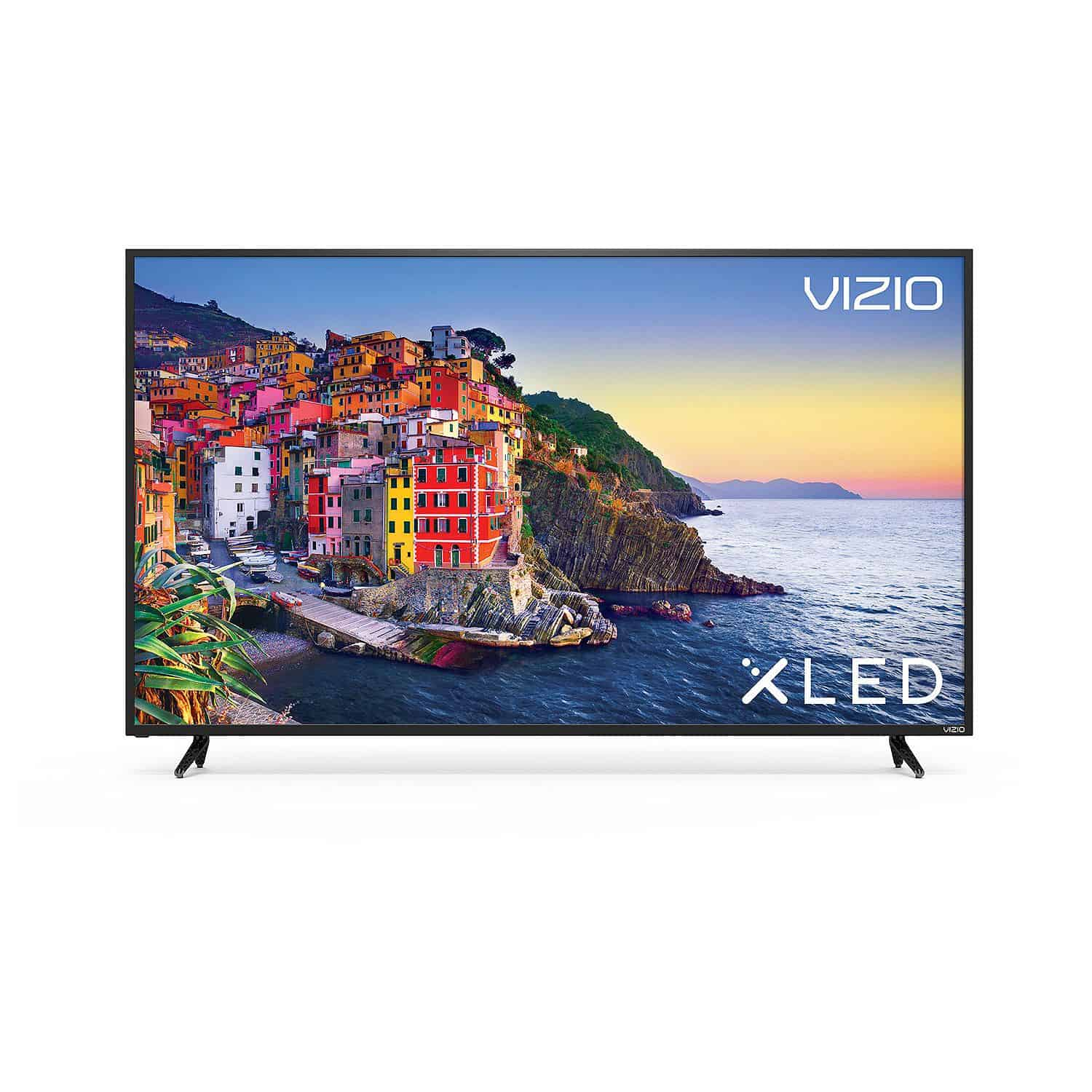 VIZIO SmartCast E-Series 75-inch Ultra HD HDR TV with Chromecast Built-in