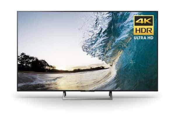Sony XBR65X850E 65-Inch 4K Ultra HD Smart LED TV