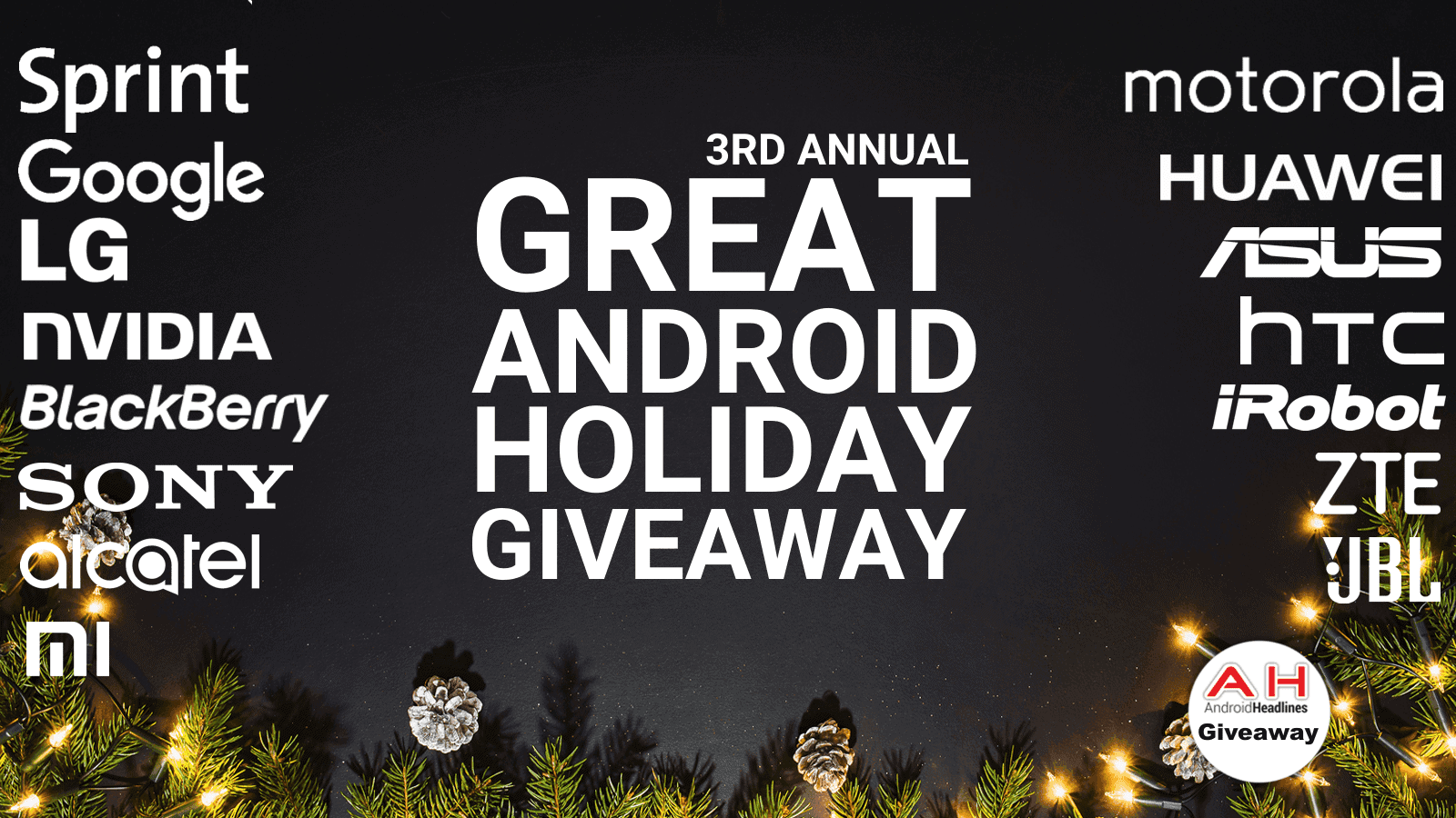 Official android compatible giveaway sweepstakes