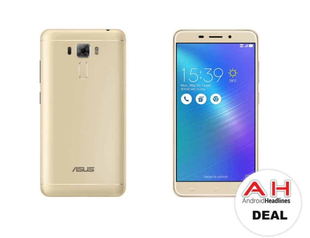 deal asus zenfone 3 laser android smartphone for 129