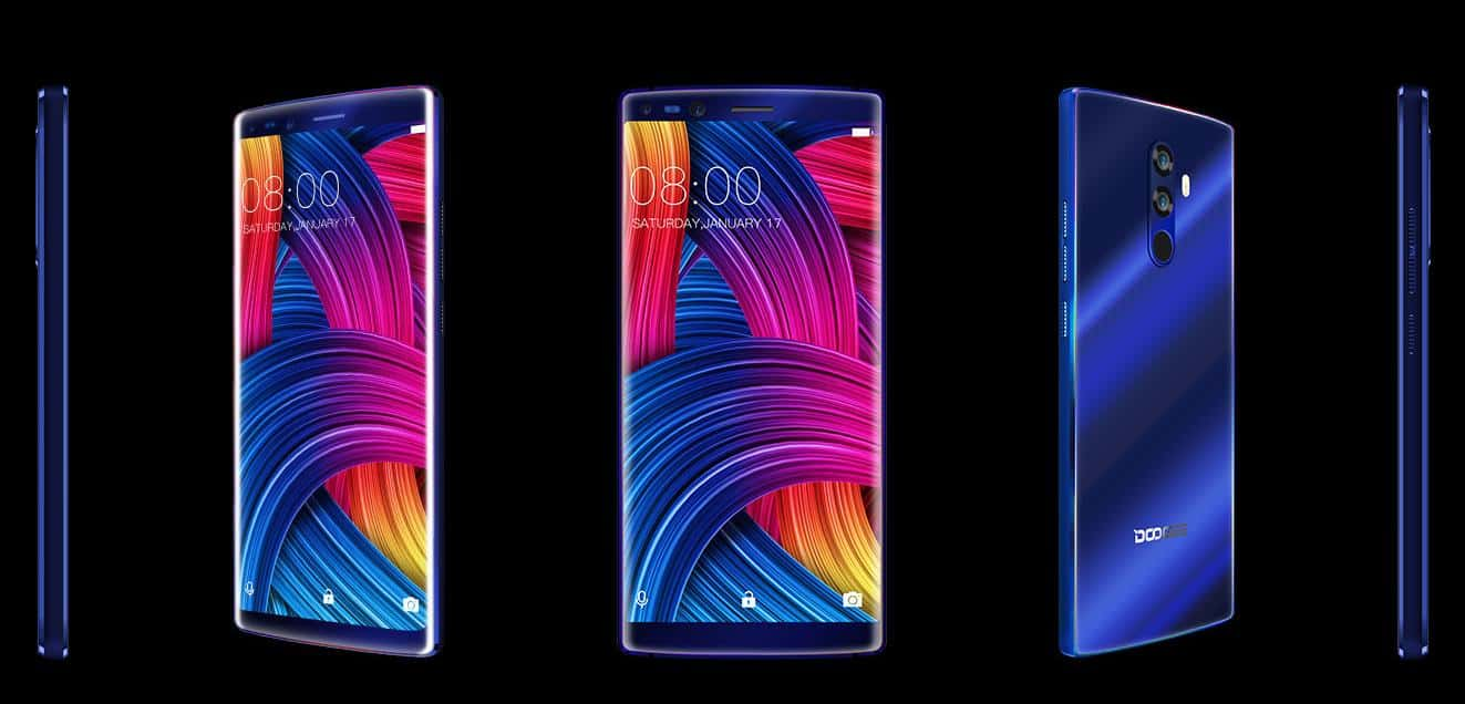 DOOGEE MIX 2 official image 1