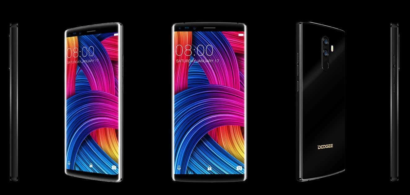DOOGEE MIX 2 official image 2