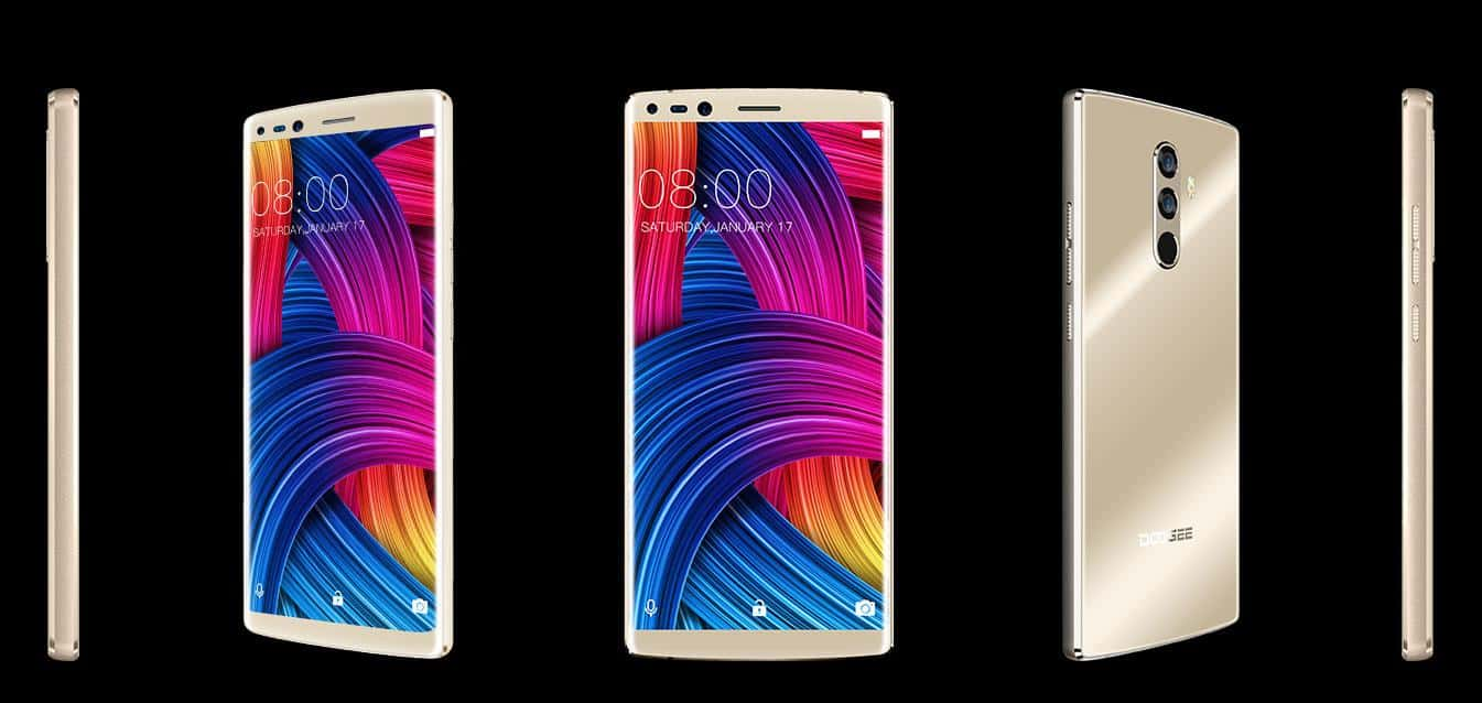 DOOGEE MIX 2 official image 3