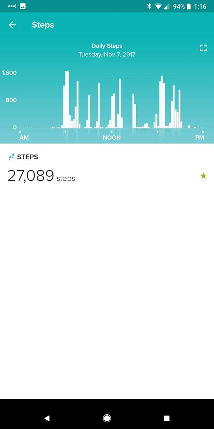 Fitbit App AM AH 131647