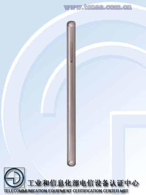 GIONEE GN5006 TENAA 4