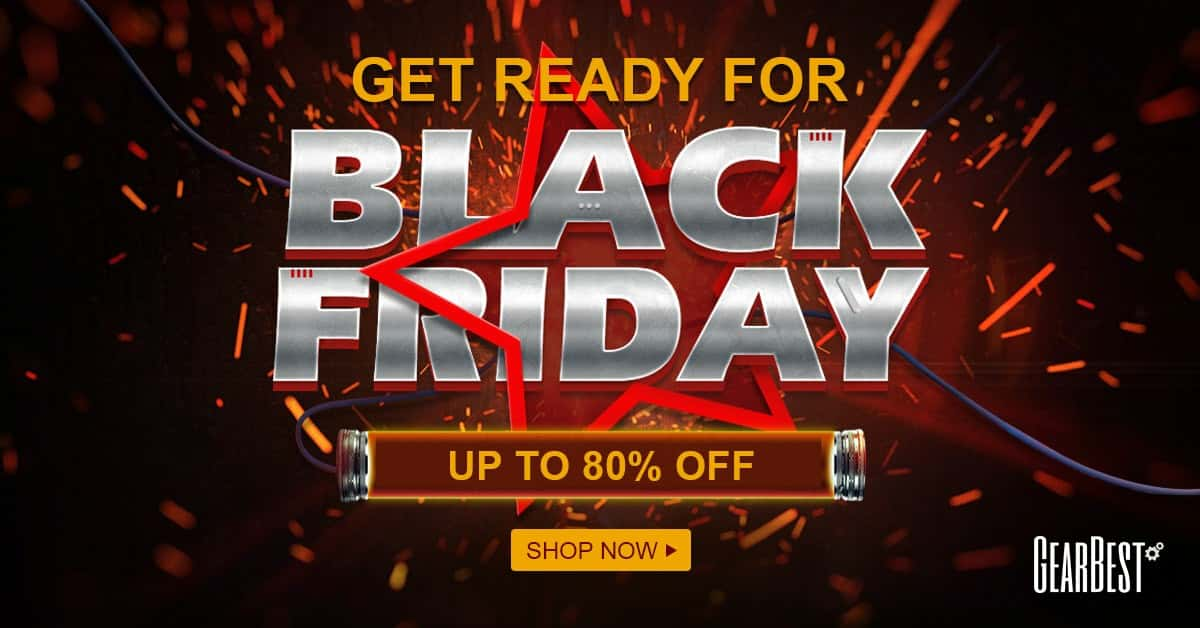 GearBest Black Friday 2017 deals 1