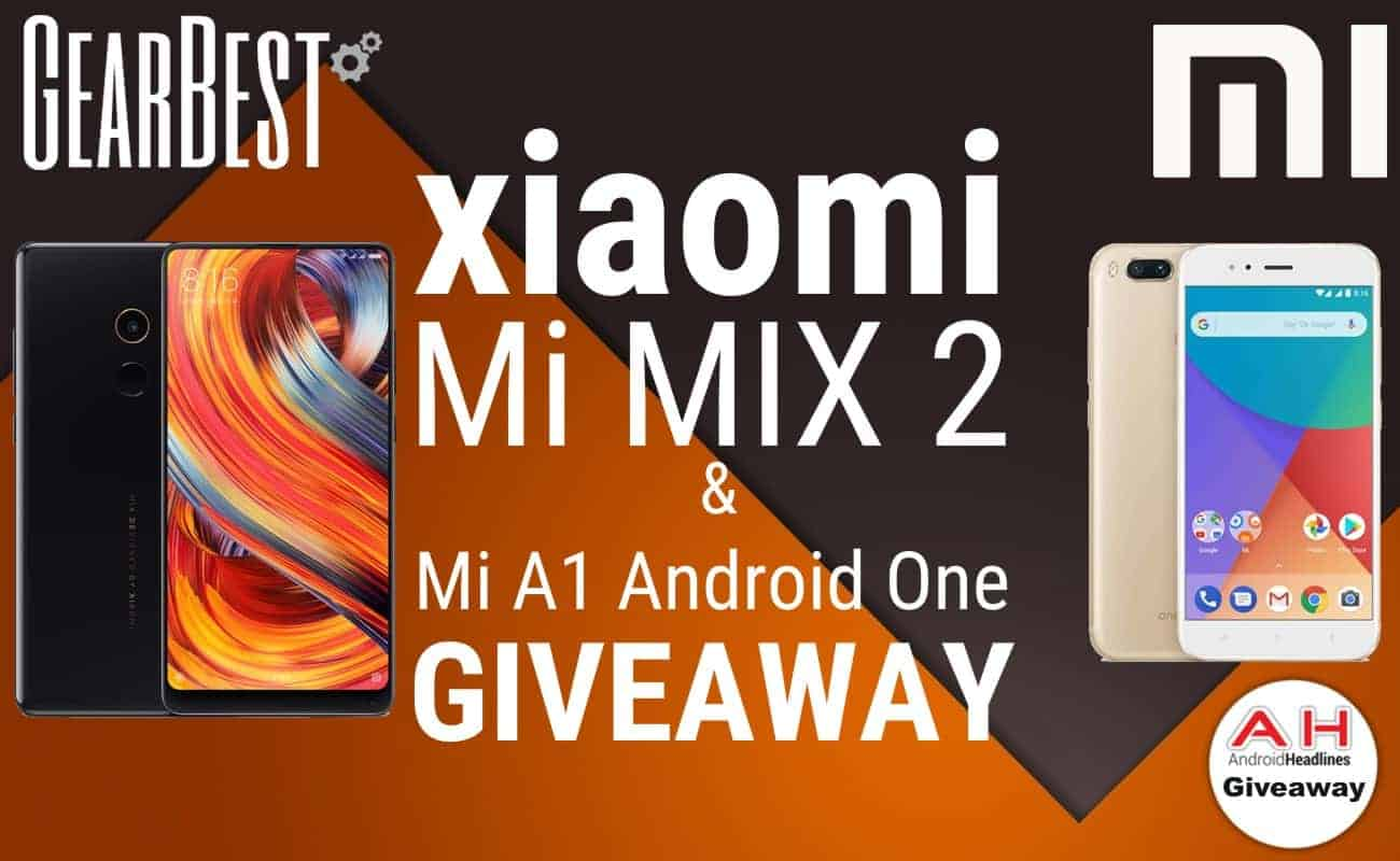 Gearbest Xiaomi Giveaway Androidheadlines