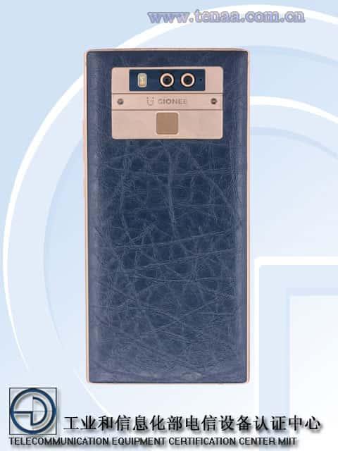 Gionee M7 Plus TENAA 4
