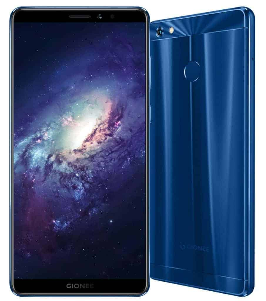 Gionee M7 Power official image 1