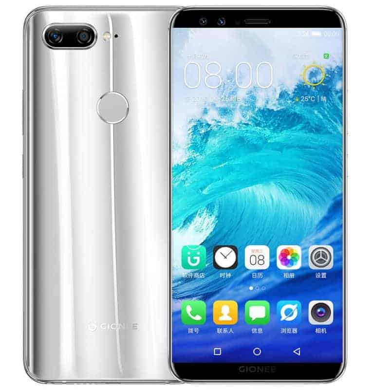 Gionee S11S official image 1