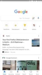 Google App 7.16 Teardown 2