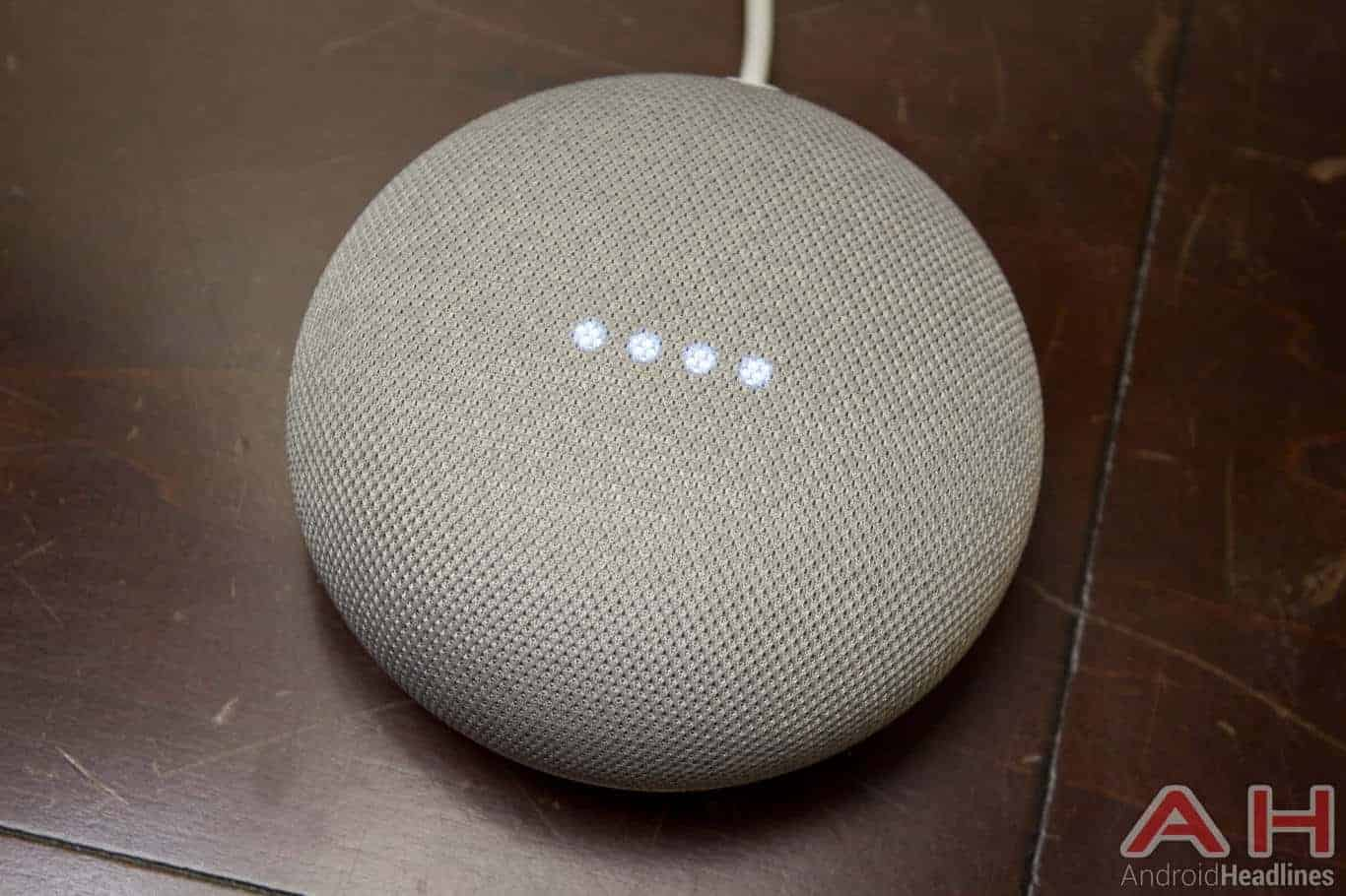 Google Home Mini AH NS 08