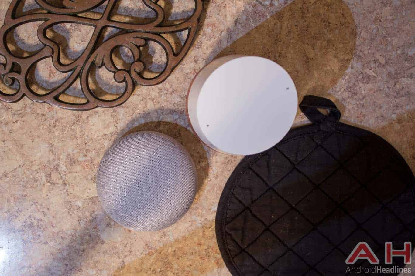 Google Home Mini AH NS 11 compare