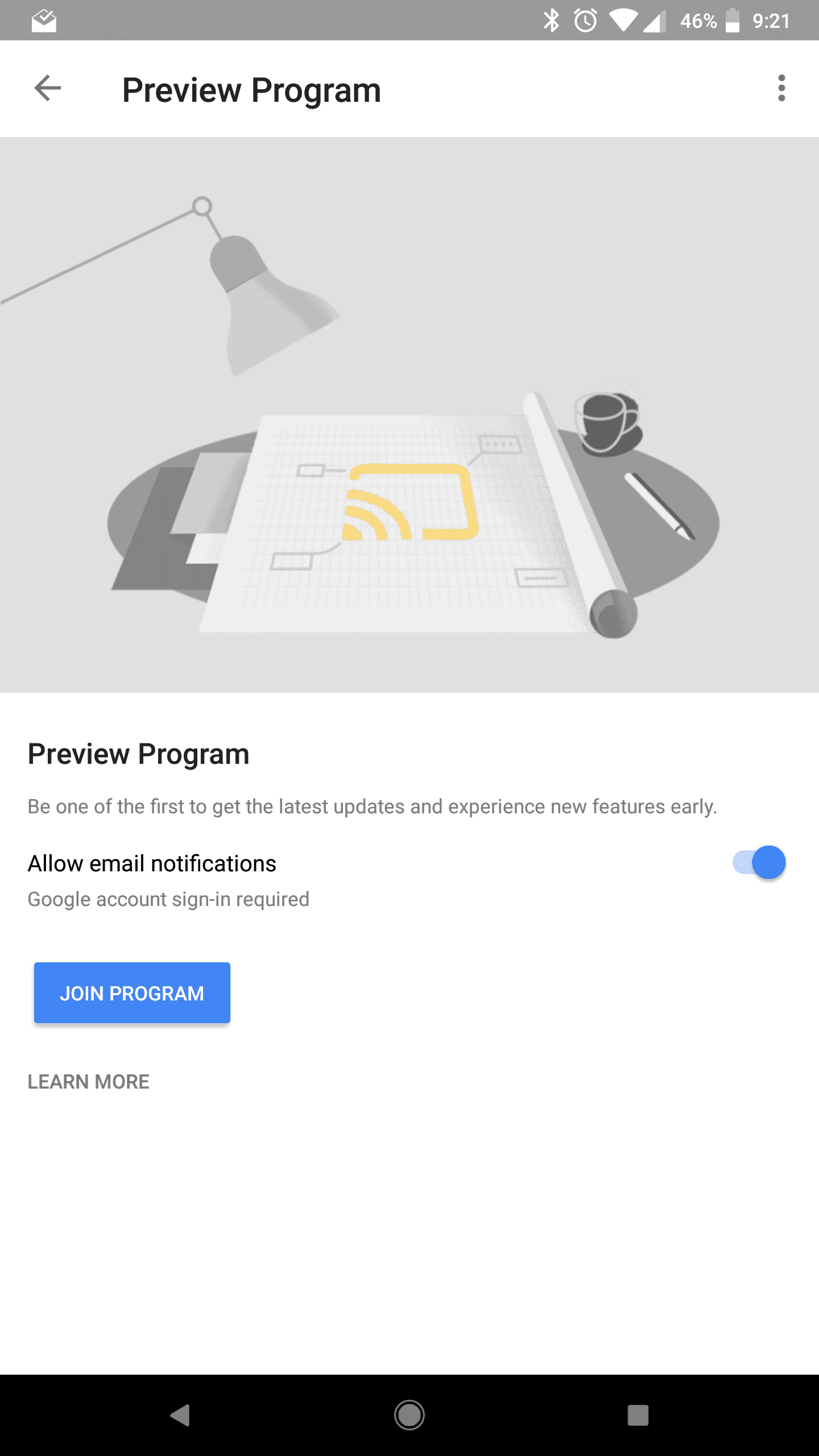 Google Home Mini AH NS Screenshots beta preview