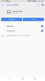Google Home Mini AH NS Screenshots bluetooth 3