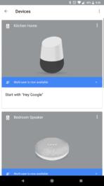 Google Home Mini AH NS Screenshots devices multiple users