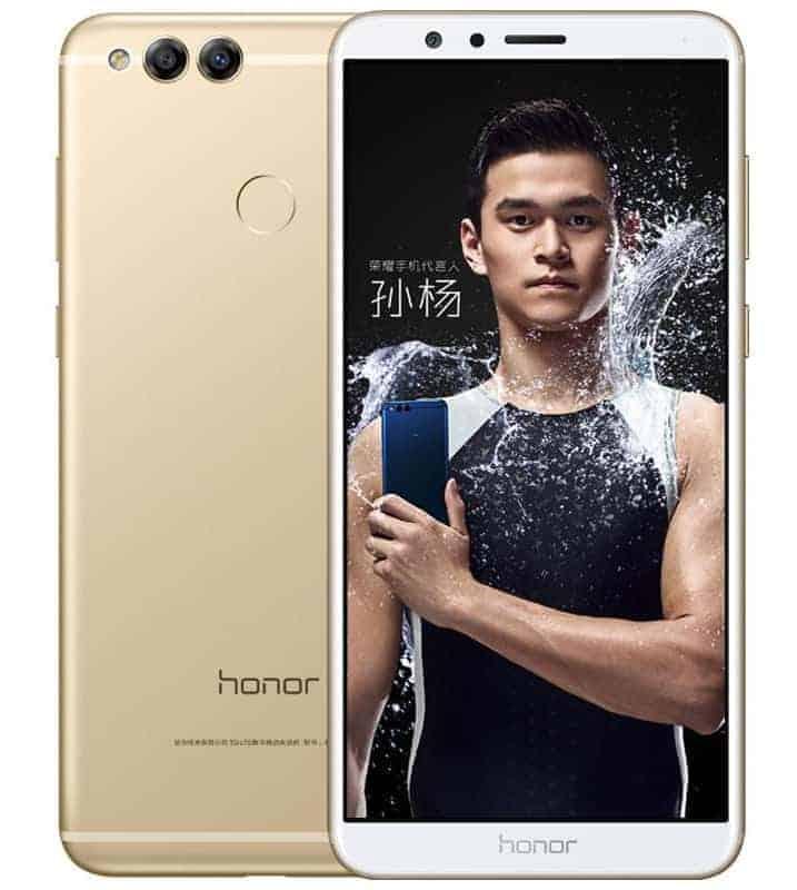 Honor 7X India 2