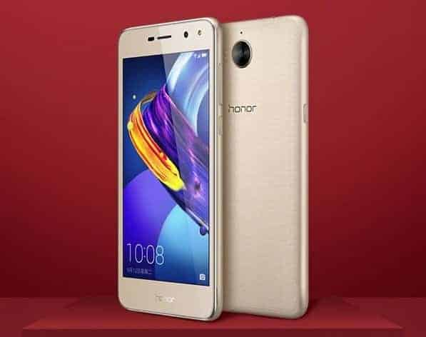 Honor Play 6 official image 1