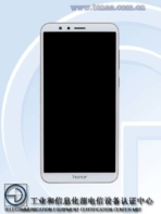 Honor V10 TENAA 1