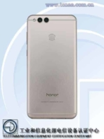 Honor V10 TENAA 2