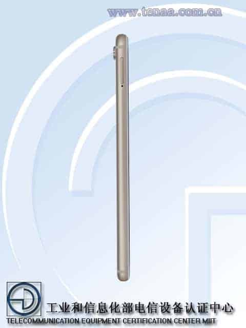 Honor V10 TENAA 4
