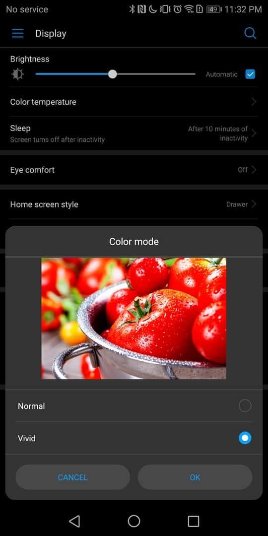 Huawei Mate 10 Pro AH NS screenshots display 7