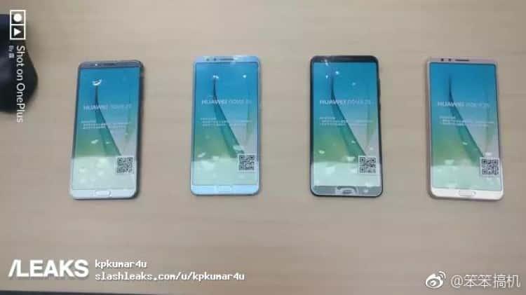 Huawei Nova 2S leak 12