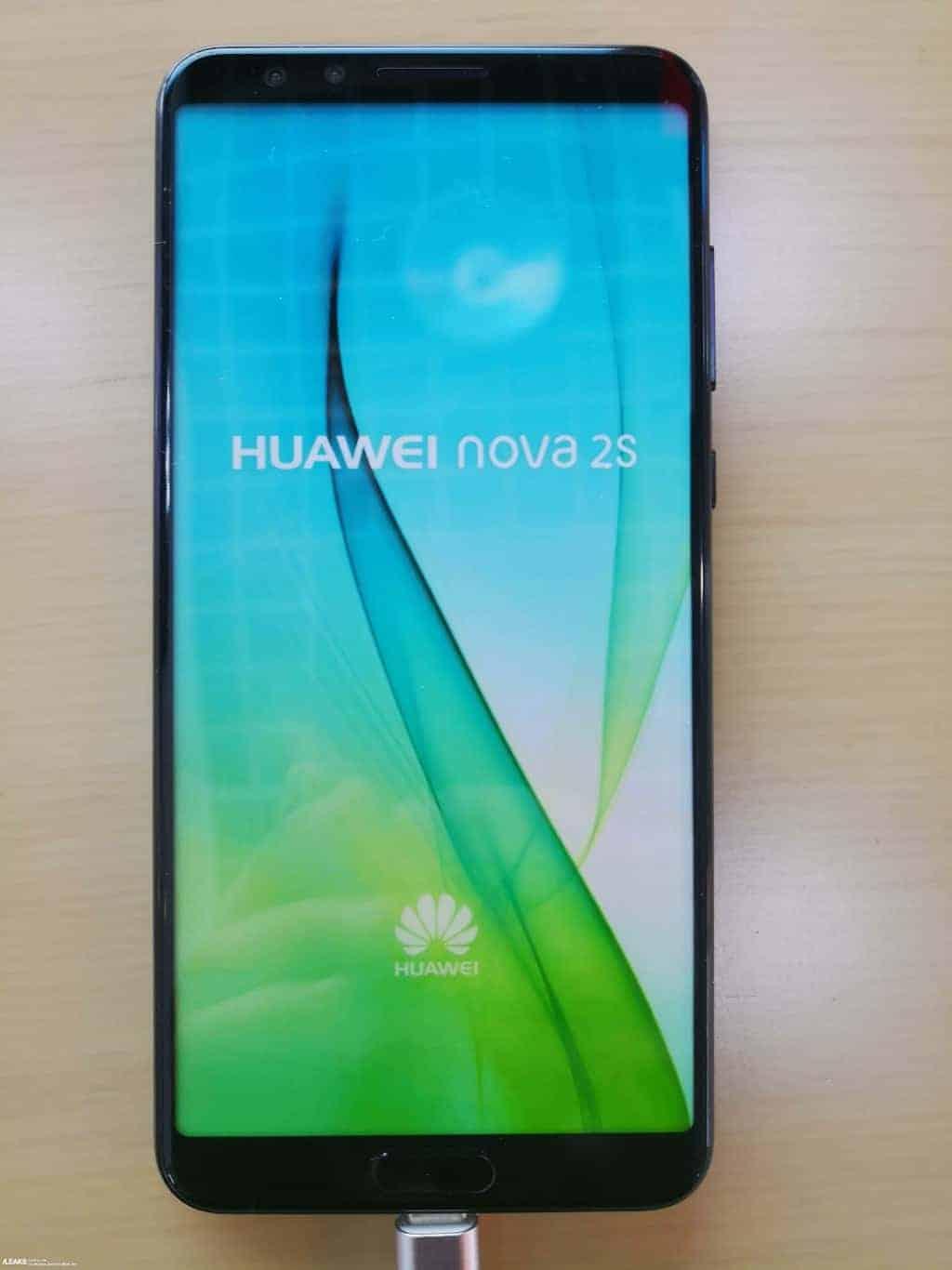 Huawei Nova 2S real life leak 1