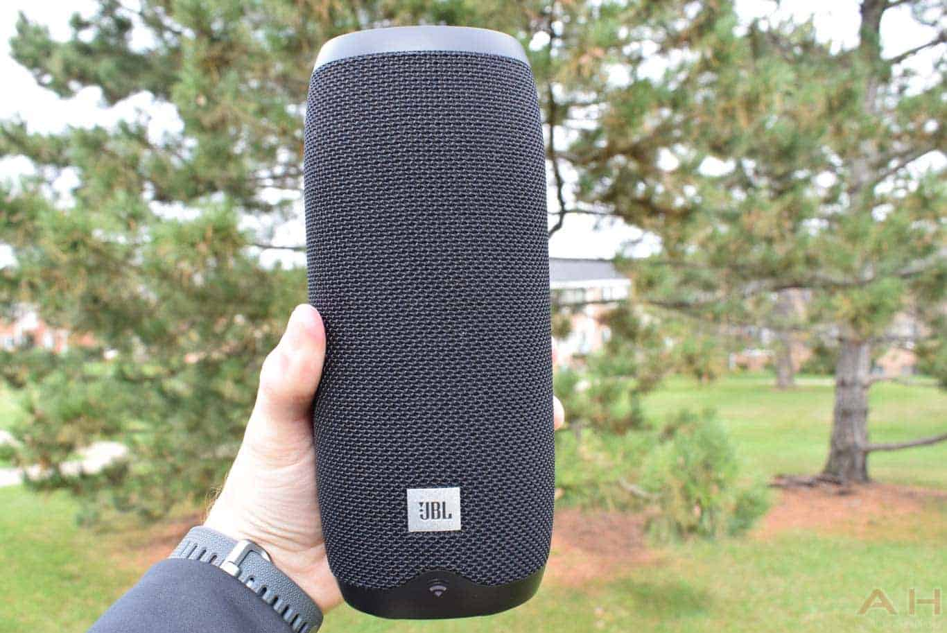 JBL LINK 20 Speaker Review AM AH 0023