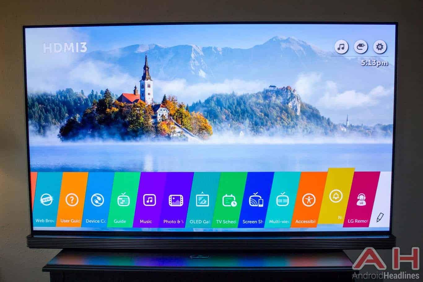 LG OLED 65G7P AH NS webos 3